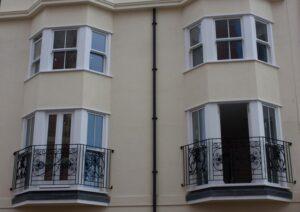 Powis Road Balconies