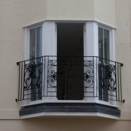 New Wrought Iron Balconies